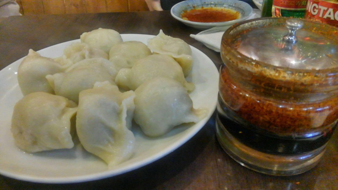 中華街「山東」水餃子