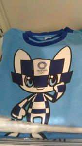 東京2020グッズ Tシャツ