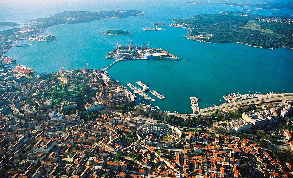 クロアチア日本の姉妹都市&何故兄弟都市ではなく、姉妹都市?