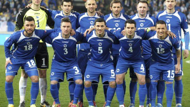 サッカーボスニア代表