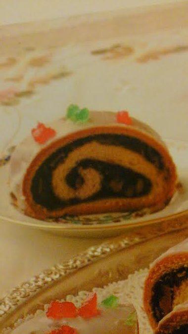 クロアチアのクリスマススイーツ?ポピーシードケーキのMakovnjača