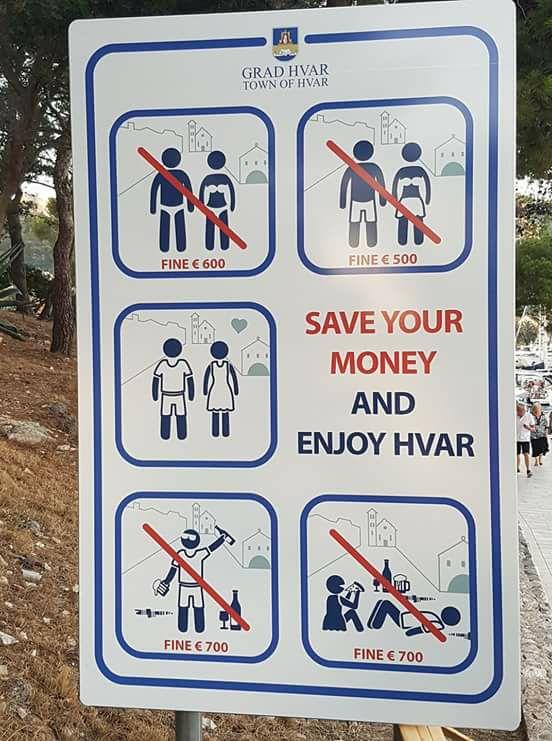 フヴァール島が悪質な観光客に罰金制度を導入!