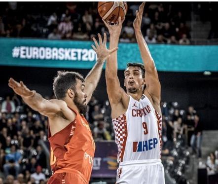 クロアチアが東京オリンピック2020バスケットボール予選トーナメント出場