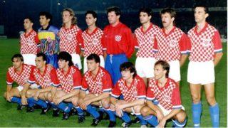 サッカークロアチア代表ユニフォーム