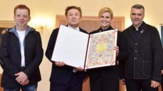 クロアチア大統領
