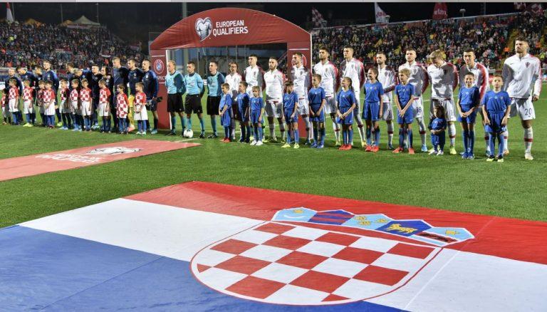 モドリッチ率いるサッカークロアチア代表EURO2020本戦出場決定!