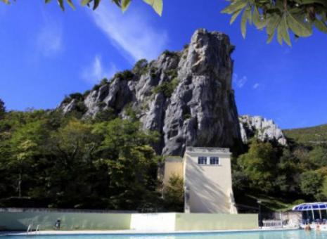 クロアチア温泉