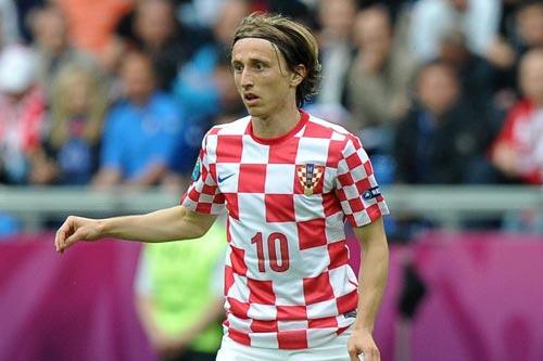 EURO2020サッカークロアチア代表の優勝オッズで第9位