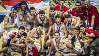 クロアチア バスケットボール