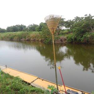 相模川 ひょうたん池