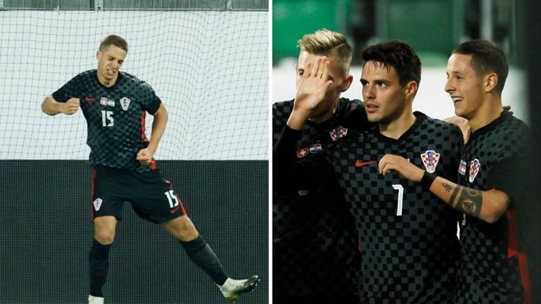 クロアチア代表スイス代表に初勝利、若手逸材ブレカロ、パシャリッチ、ブラダリッチが躍動
